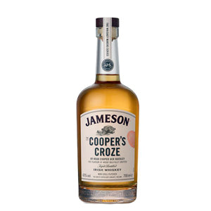 JAMESON COOPERS CROZE IRISH WHISKEY