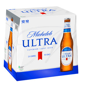 MICHELOB ULTRA 12PK BOTTLES