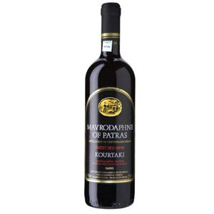 Mavrodaphne of Patras Sweet Red Wine Kourtaki