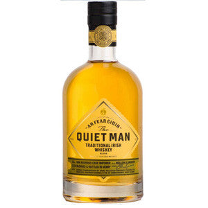 Quiet Man Traditional Irish Whiskey