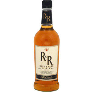 Rich & Rare Canadian Whisky ( R&R)