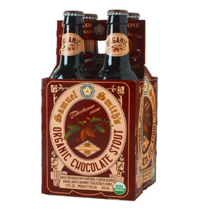 SAMUEL SMITH ORGANIC CHOCOLATE STOUT 4PK