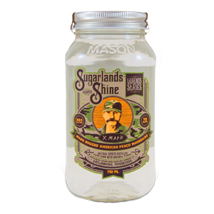 SUGARLANDS MARK ROGERS AMERICAN PEACH MOONSHINE