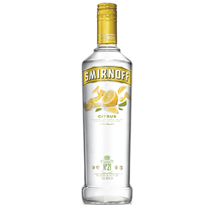 Smirnoff Citrus Vodka