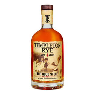 TEMPLETON 4 YEARS OLD RYE