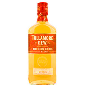 TULLAMORE DEW 4YR CIDER CASK FINISH IRISH WHISKEY