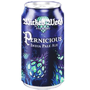 WICKED WEED PERNICIOUS IPA 6PK CANS