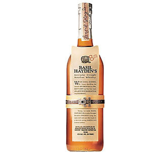 BASIL HAYDENS STRAIGHT BOURBON WHISKEY