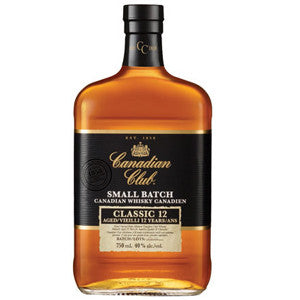 Canadian Club Small Batch 12 Year old