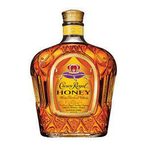 CROWN ROYAL HONEY WHISKY