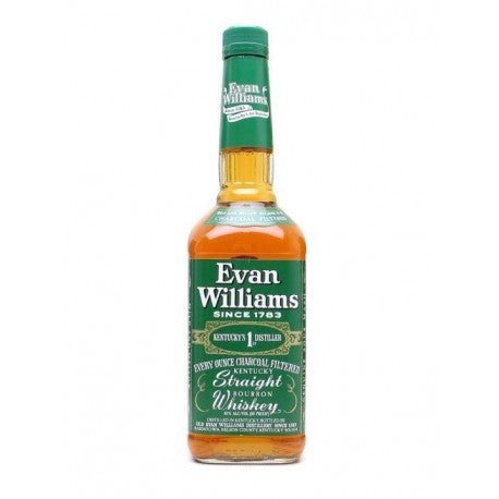 Evan William 80 Proof Green