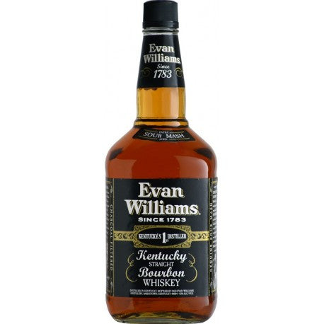 Evan Williams 86 Proof Black