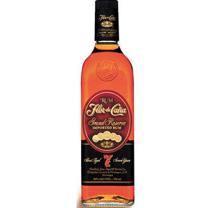Flor De Cana Grand Reserv 7 Year.