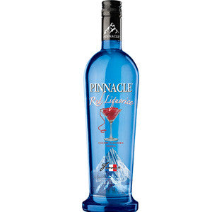 Pinnacle Red Liquoiorice Vodka