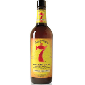 Seagram 7 American Dark Honey