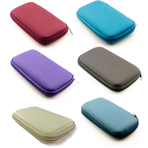 Essential Oil Carrying Case - Hard Cover - Holds 16 Vials