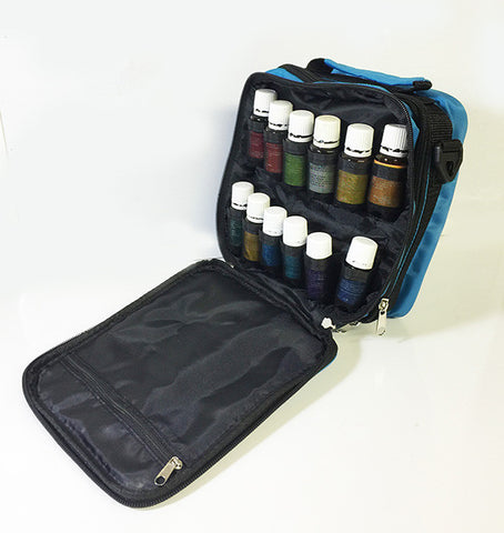 Essential Oil Carrying & Travel Case - Holds 42 Bottles