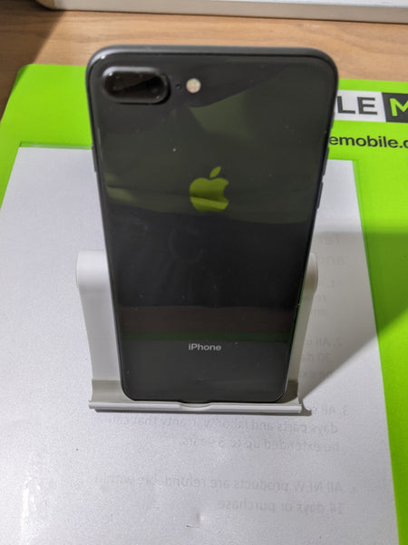 iPhone 8 Plus | A1897 | Black | 256GB | ATT | A Grade