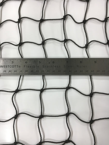 heavy duty rope border netting panels