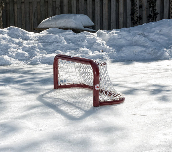 Pond Hockey Net 3 x 1ft