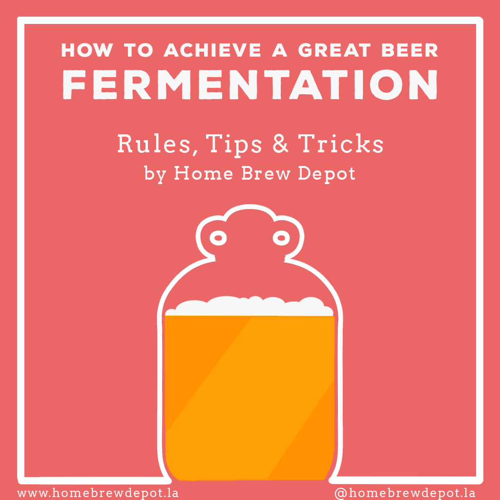 How to Achieve a Great Beer Fermentation - Rules, Tips and Tricks