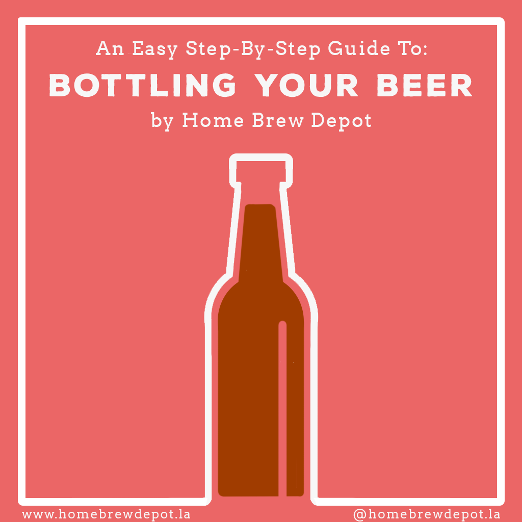 An easy step-by-step guide to bottling your beer