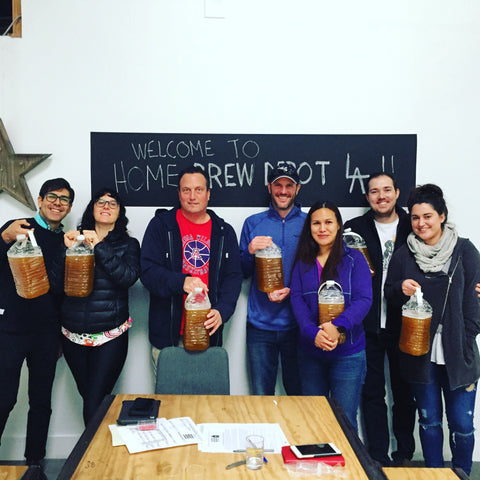 brew school group