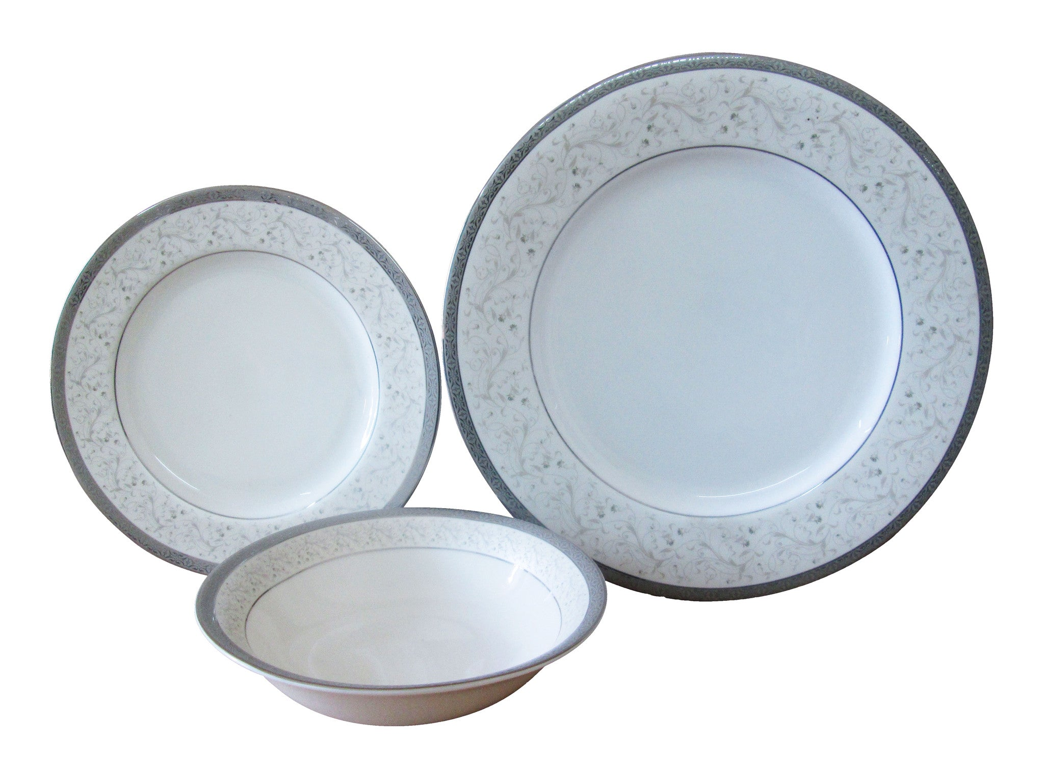 dinner plates for sale uk contemporary dinner plates  the plate  - the plate co signature grey premium dinner set