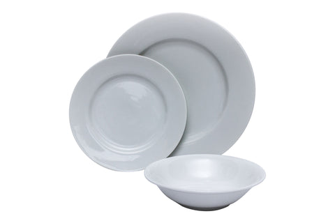 The Plate Co. Porcelain Everyday Dining Dinner Set
