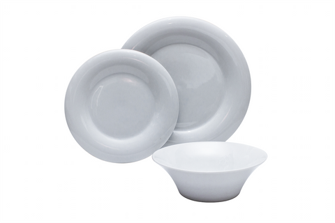 The Plate Co. Porcelain Pearl Dinner Set