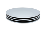 Set of 4 Everyday Chic Dinner Plates