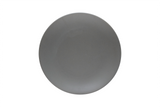 Set of 4 Everyday Chic Grey Dinner Plates