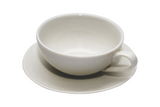 Set of 6 Everyday Dining Tea Cups and Saucers