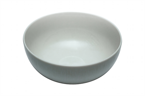 Porcelain Everyday Dining - 21cm Deep Serving Bowl
