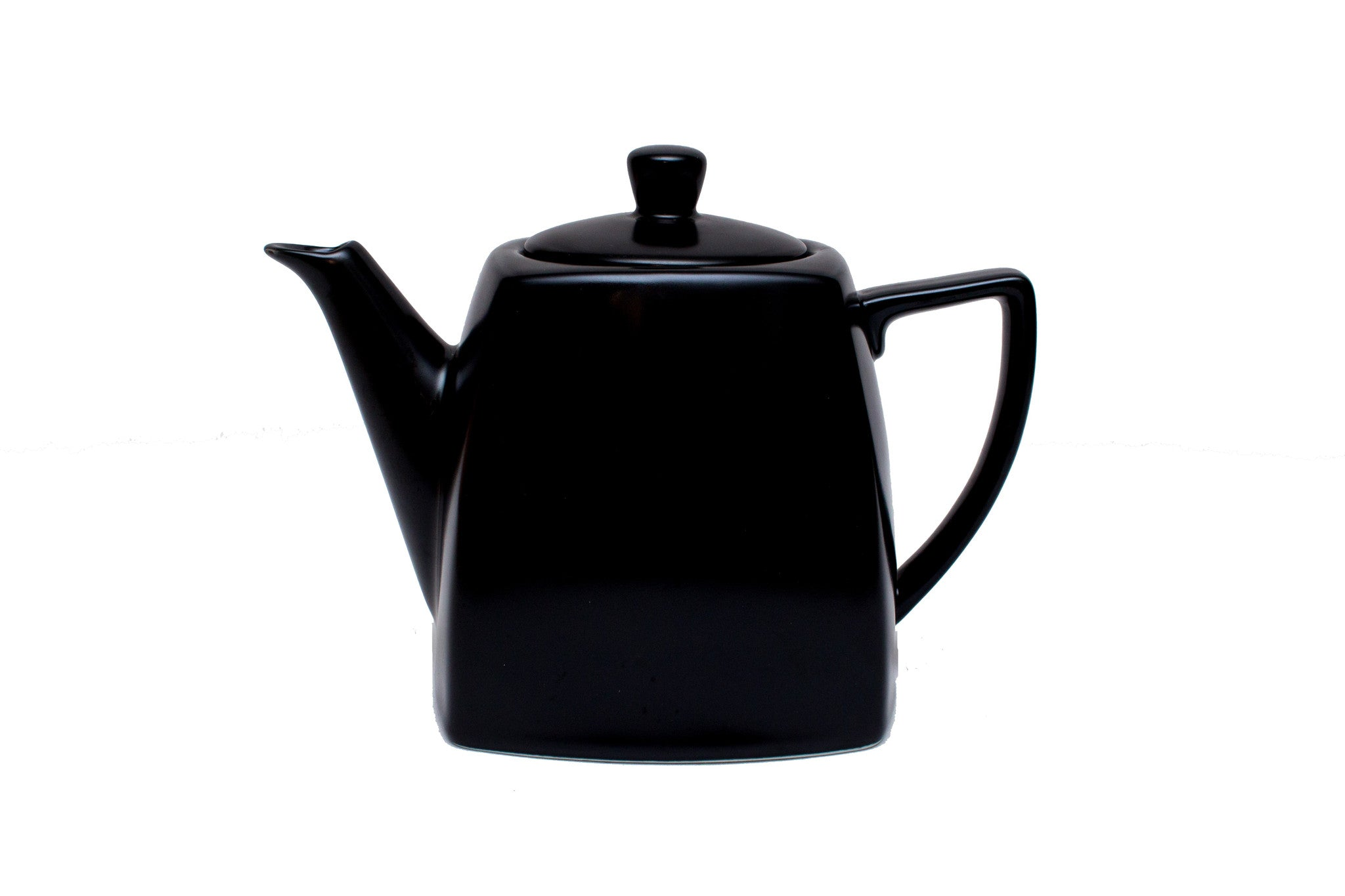 featured products – the plate co - contemporary black tea pot