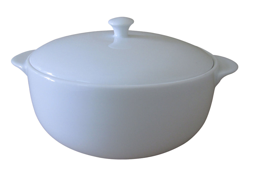 Porcelain Everyday Chic  - Soup Tureen 2.1 Ltr