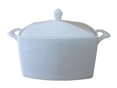 Porcelain Contemporary Dining - Soup Tureen 3.6 Ltr