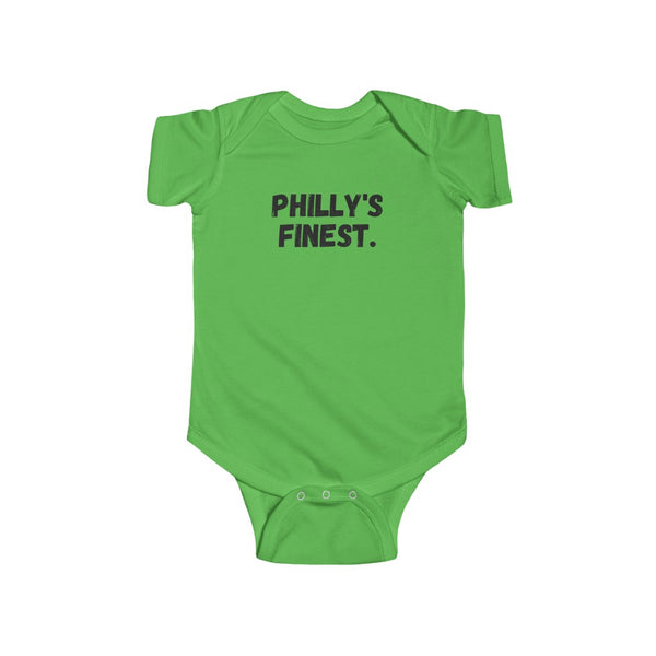 Philly's Finest Onesie