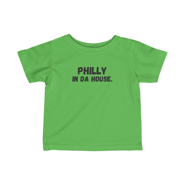 Philly Infant Tee
