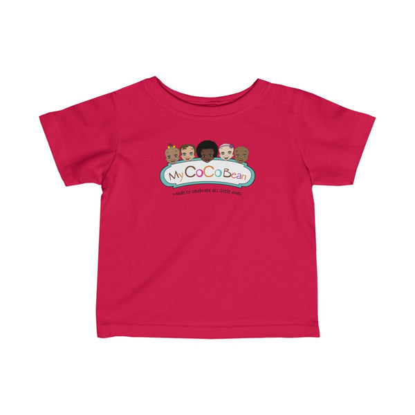 My CoCo Bean Infant Tee