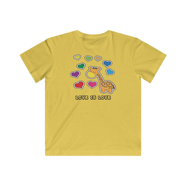 Love is Love Children's Tee