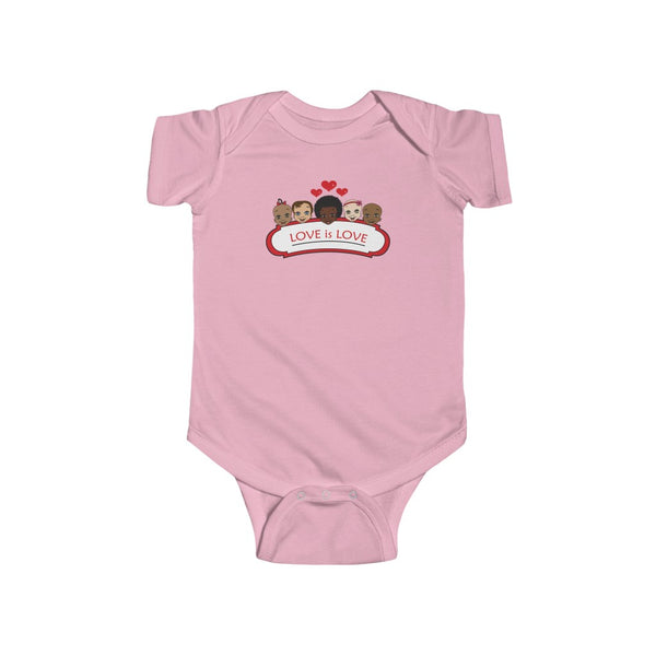 MCB Love is Love Onesie