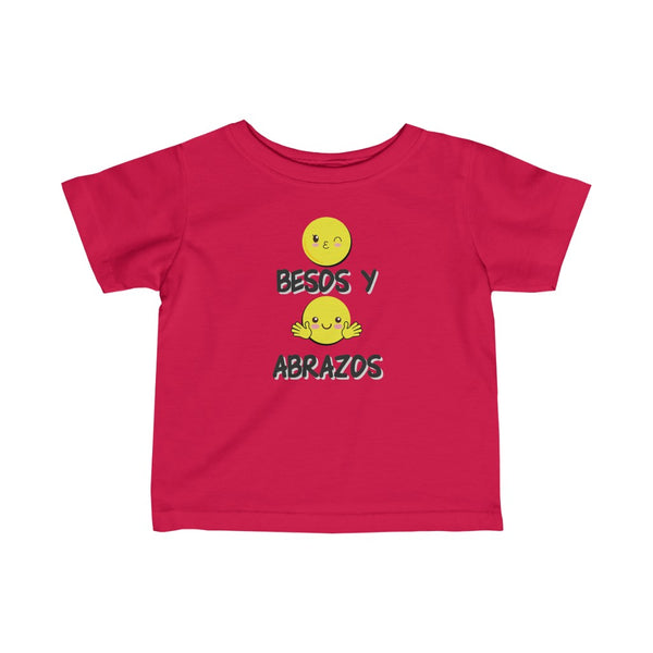 Besos y Abrazos Infant Tee