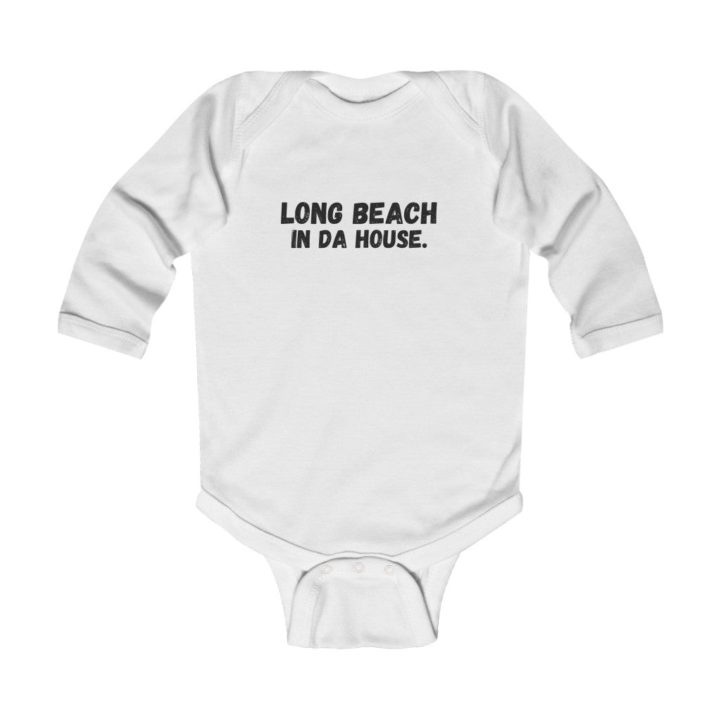 Long Beach Onesie