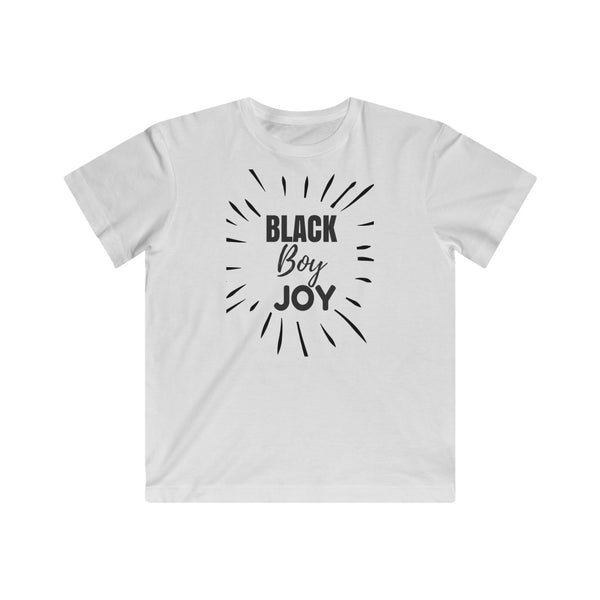Black Boy Joy Children's Tee