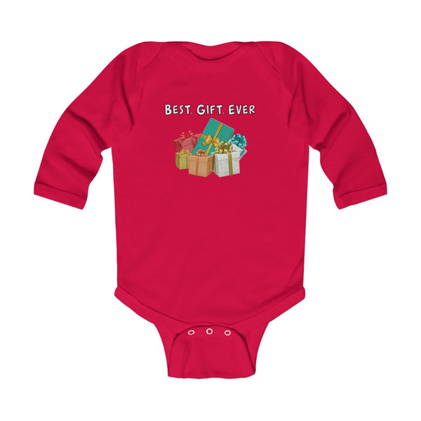 Best Gift Ever Bodysuit