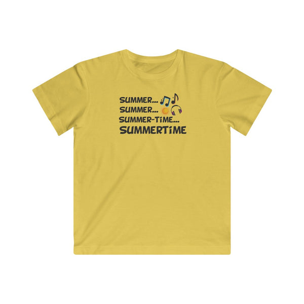 Summertime Children's Tee