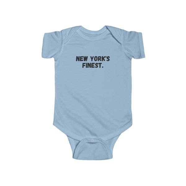 New York's Finest Onesie