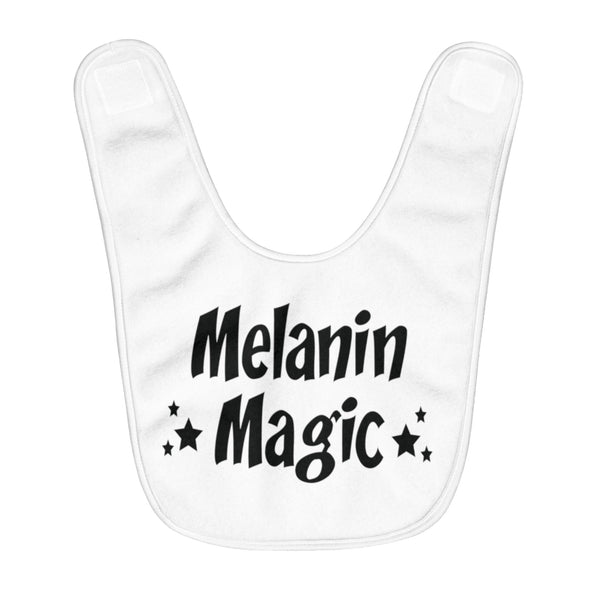 Melanin Magic Bib