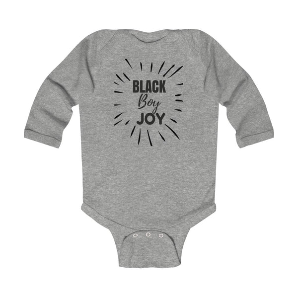 Black Boy Joy Bodysuit